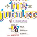 Bishop's Jubilee poster